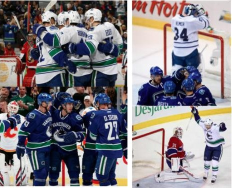 Canucks vs. Canada